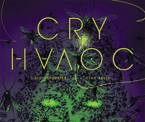 cry havoc, simon spurrier, ryan kelly, image comics
