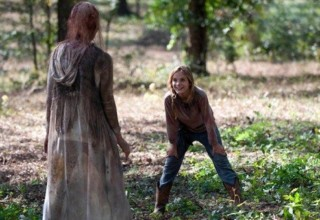 the walking dead lizzie