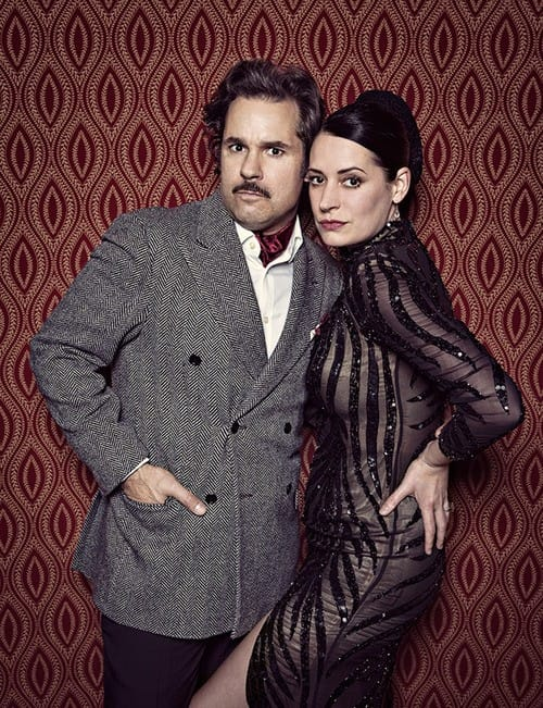 beyond belief paul f thompkins and paget brewster
