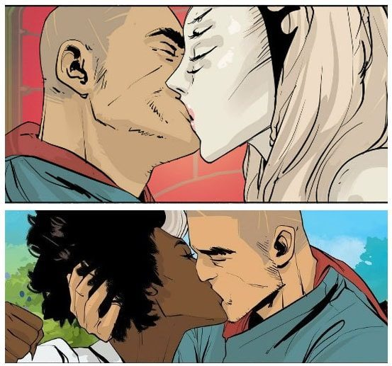 saga, fiona staples, brian k vaughan, the will, the stalk, gwendolyn