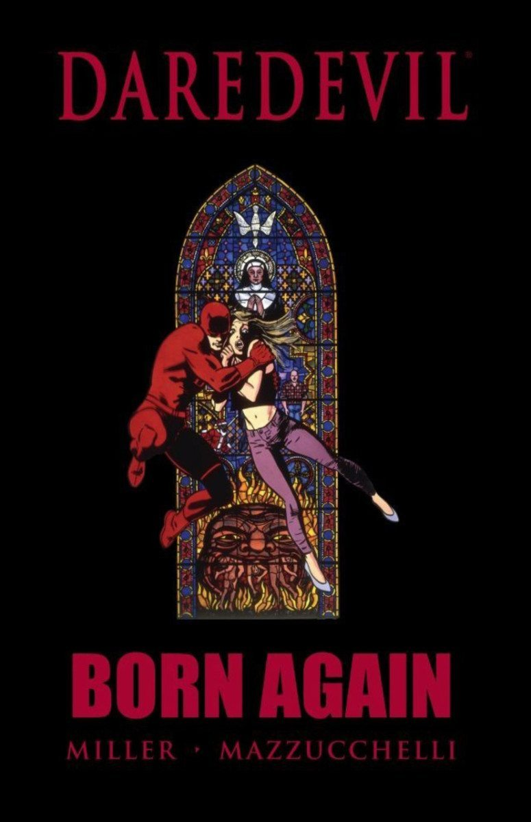 Daredevil in Born Again
