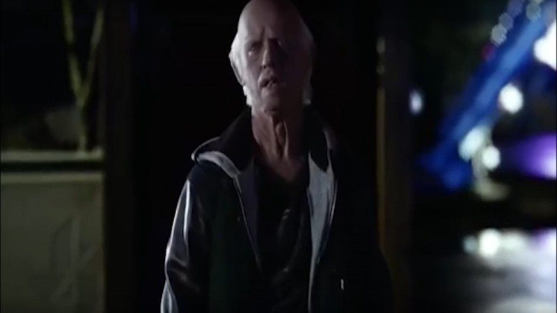 Flash - Griffin Grey death
