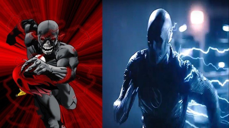 The Flash - Black Flash and Zoom