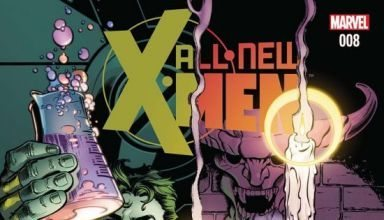 All New X-Men, Hopeless, Diaz, Review