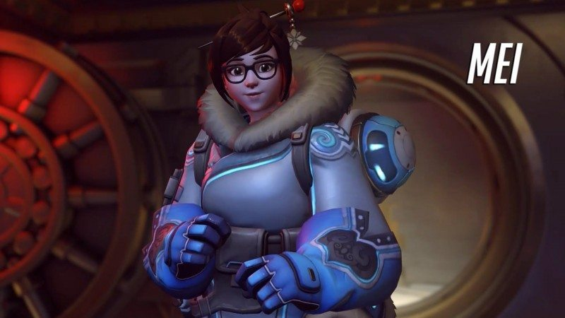 overwatch, blizzard, spotlight, mei, strategy, tips