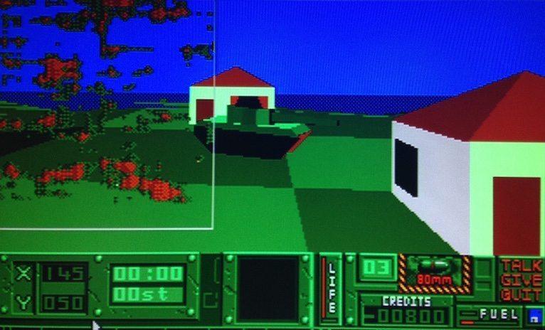 Hunter Atari ST