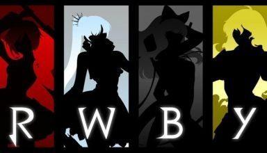 Official RWBY Logo