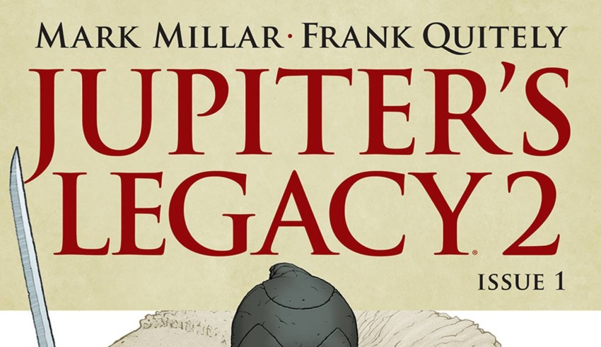Jupiters Legacy Vol 2 Mark Millar