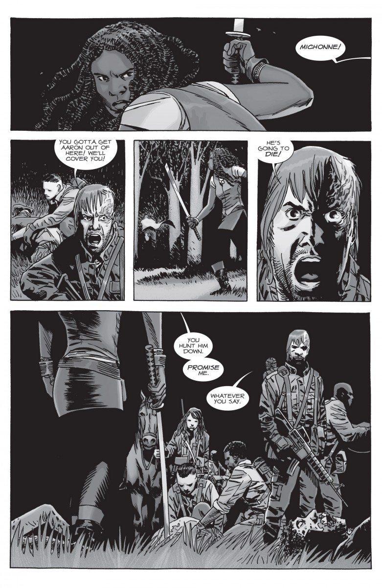 Walking Dead 155inky