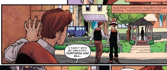 Back to the Future: Citizens Brown #2 Image 2