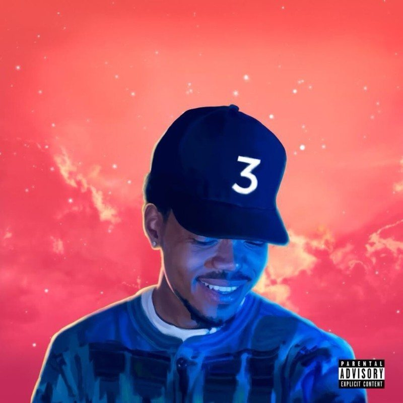 COLORING BOOK, Chance the Rapper's third independently released mixtape