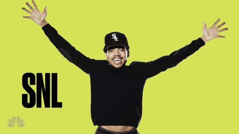 In December, Chance became the first independent artist to appear on Saturday Night Live