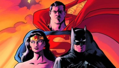 ComicsVerse Podcast Episode 75 The Holy Trinity of DC Comics Wonder Woman Batman and Superman