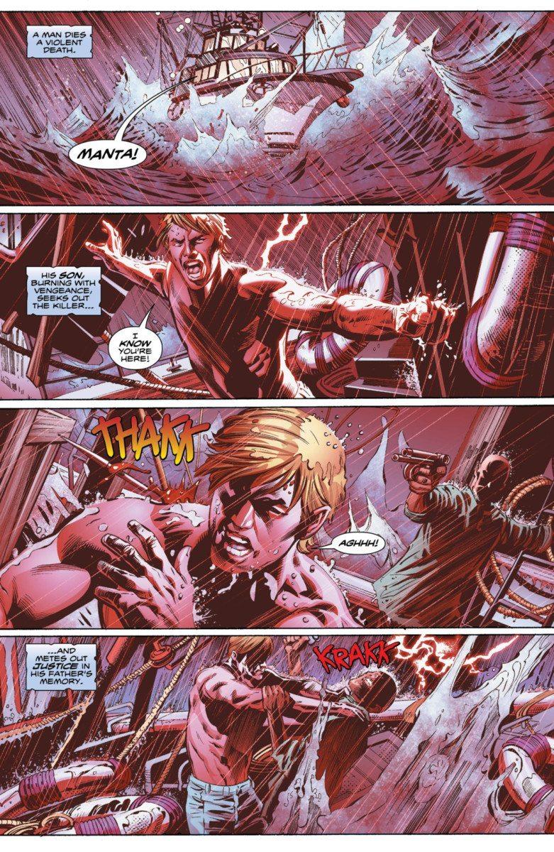 Aquaman 2 Murder