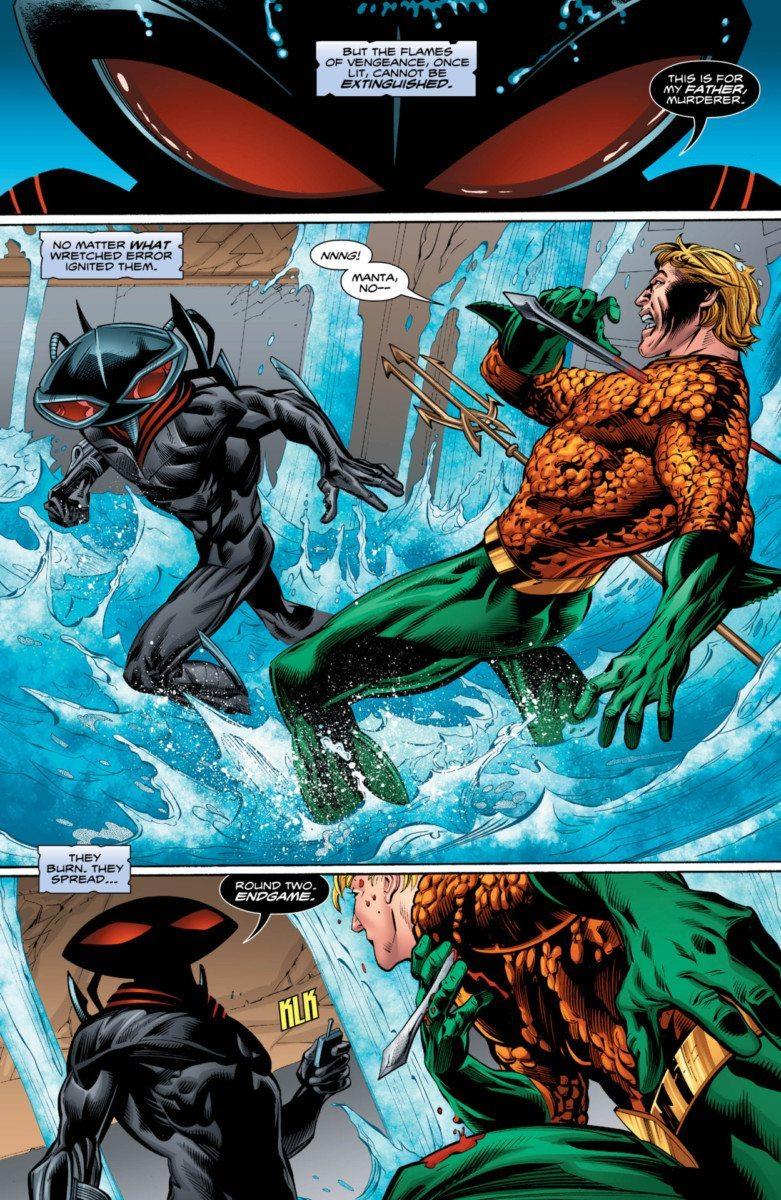 Aquaman 2 Stab