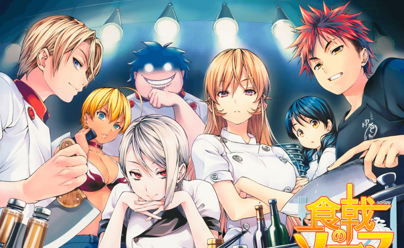 Food Wars How Sexism Undermines Strong Themes Comicsverse