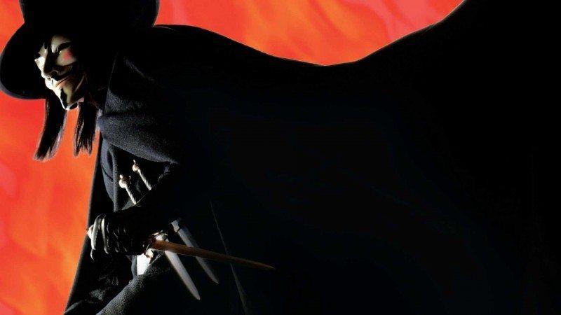 Alan Moore's V for Vendetta