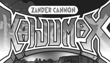 Zander Cannon Kaijumax S2 Issue 3
