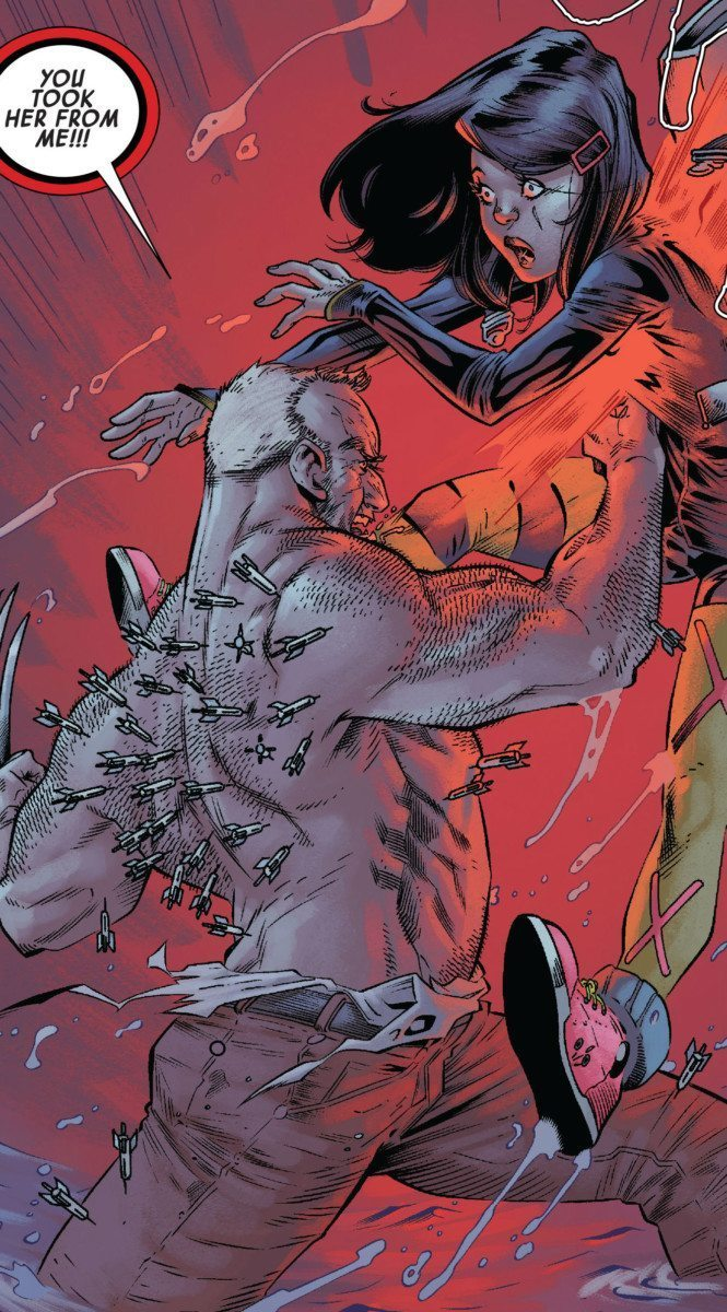 All-New Wolverine (2015-) 011-021