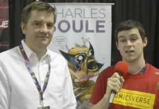 Charles Soule NYCC