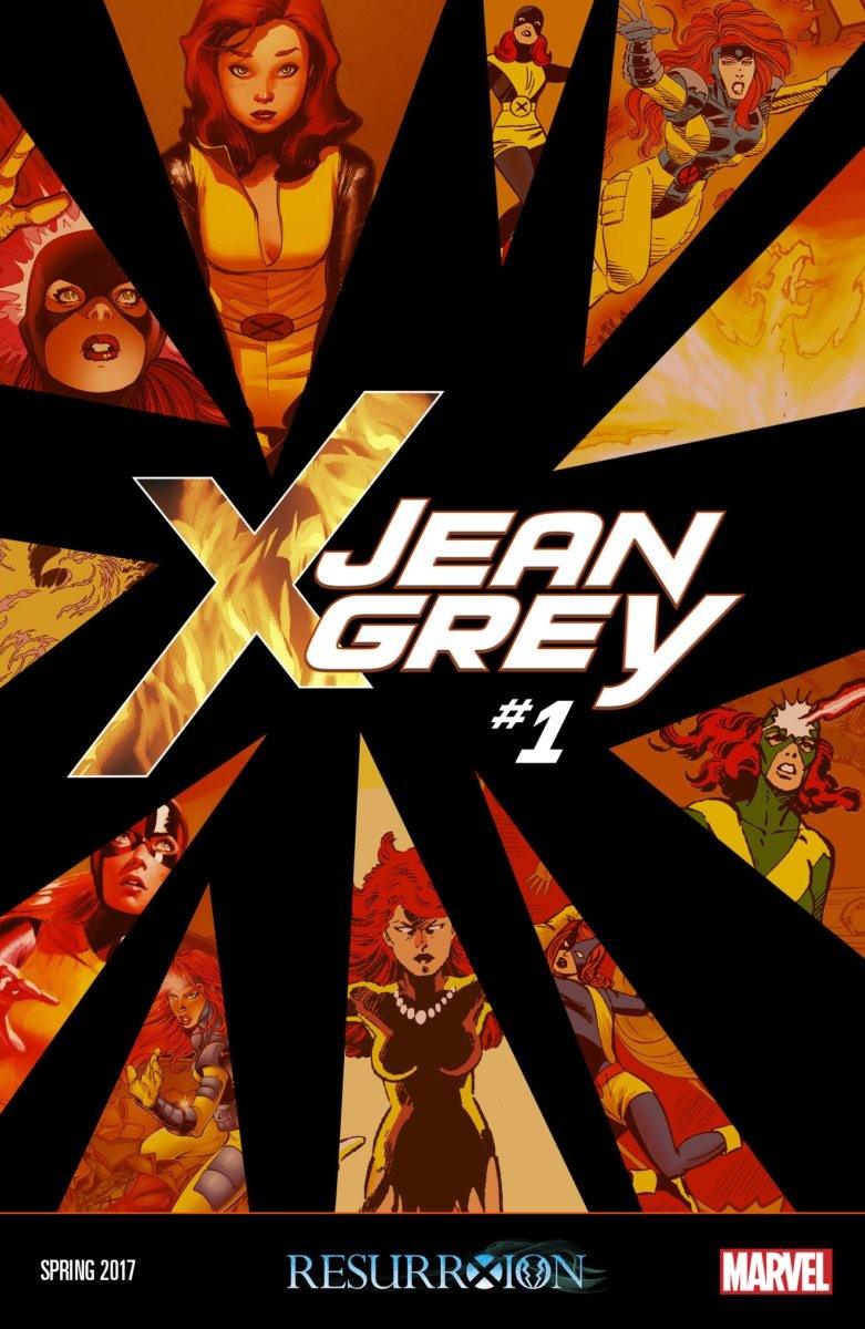 x-men comics: Jean Grey #1