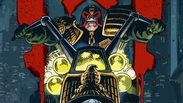 Judge Dredd infographic