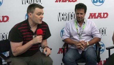 Scott Snyder and John Romita Jr.