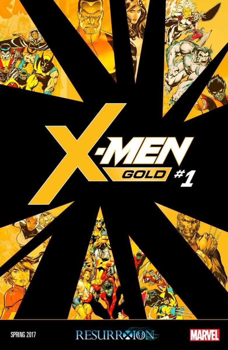 x-men comics: X-Men Gold X-Men Gold Team