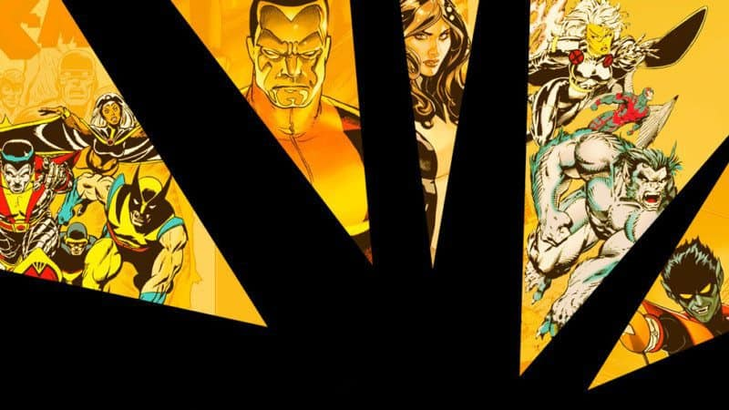 X-Men Comics X-Men Gold #1