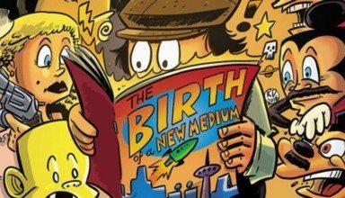 history of comics