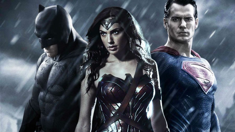 DC Films: Dawn of Justice