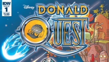 Donald quest cover