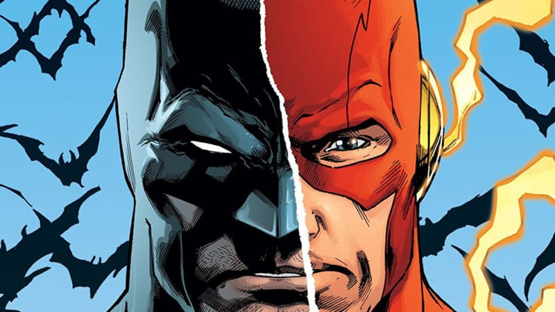 Batman & Flash: Two Halves of a Whole - ComicsVerse