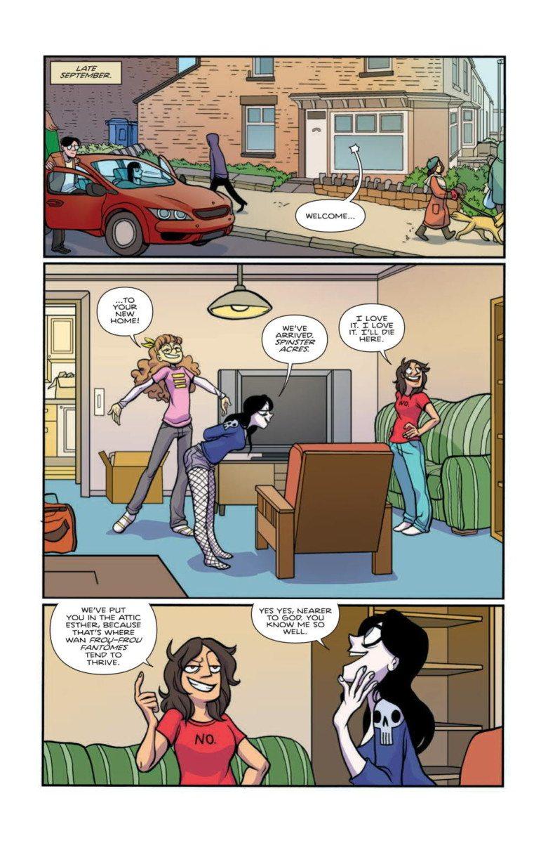 Giant Days pg.3
