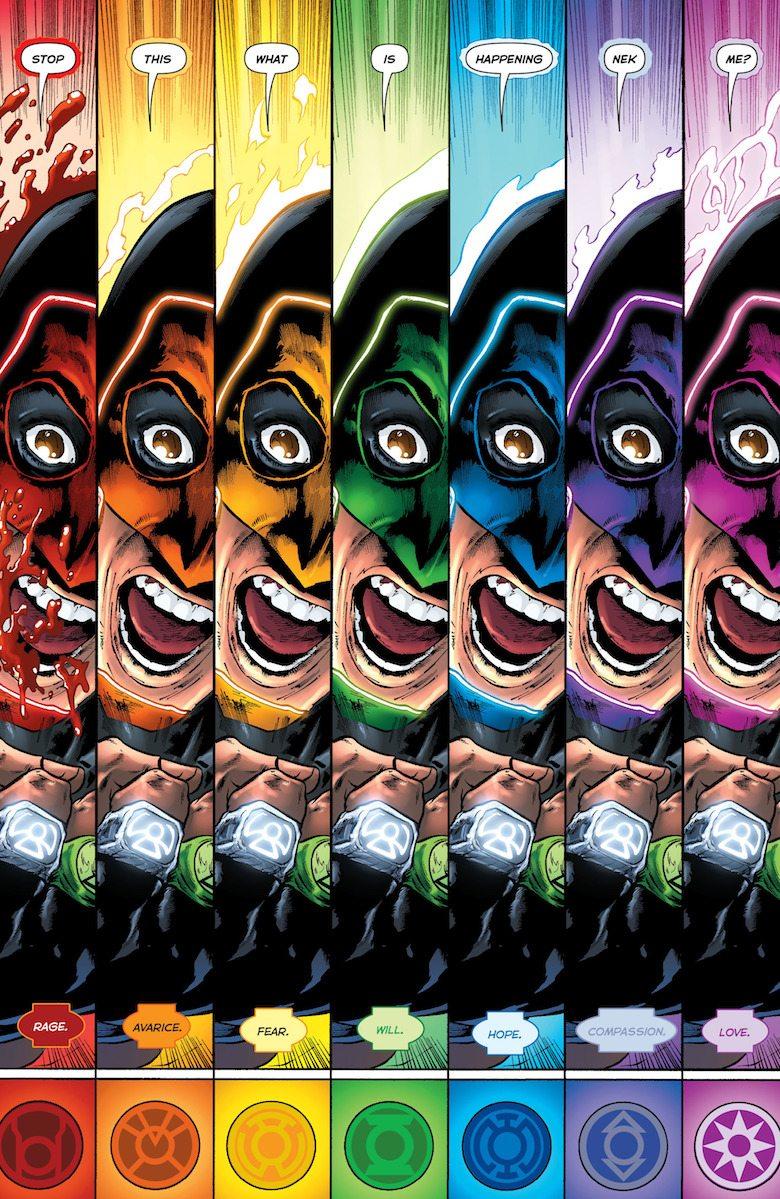 Green Lanterns #10