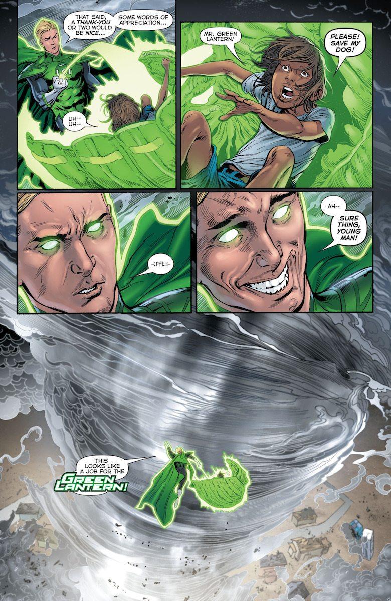green lanterns #11