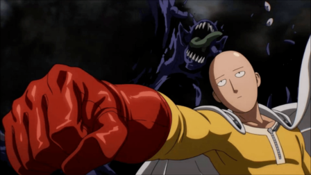 One-Punch Man Vaccine