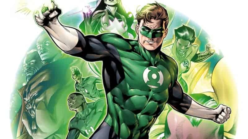 Green Lantern Essential Reading List