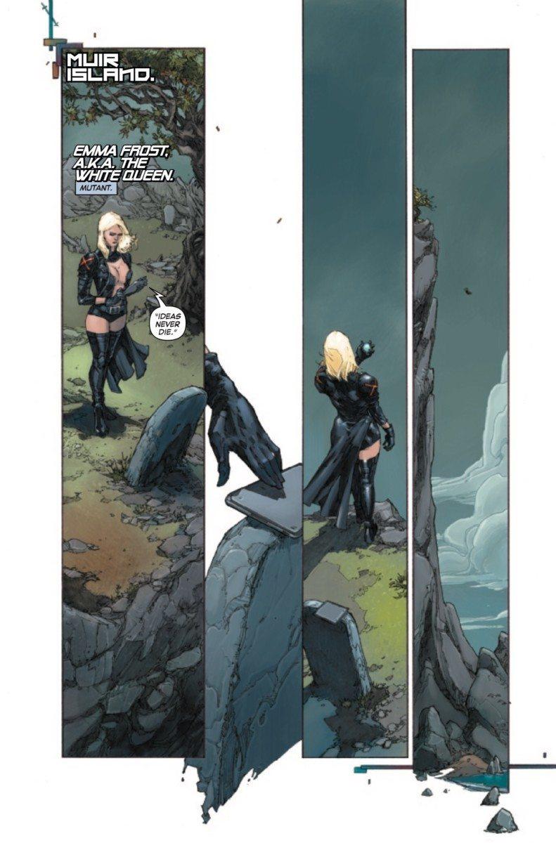 Inhumans VS X-Men 1
