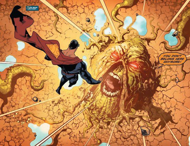 SUPERMAN ANNUAL #1