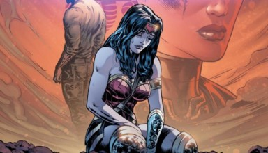 WONDER WOMAN #13 REVIEW COVER