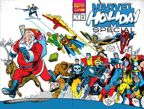 Marvel Christmas.The Worst Possible Marvel Gifts A Christmas Parody