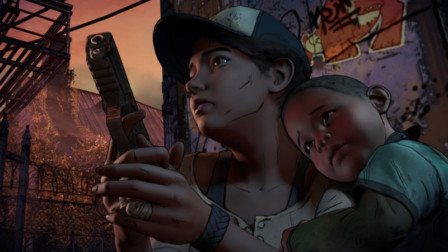 THE WALKING DEAD - photo courtesy of Steam