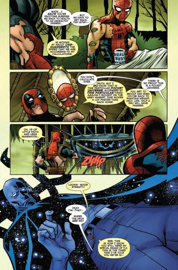 SPIDER-MAN/DEADPOOL #13