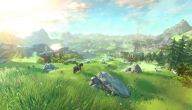 Zelda - open world