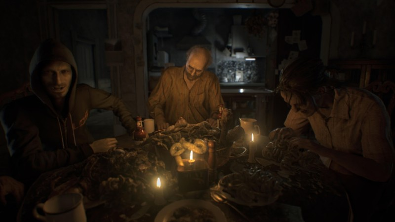 RE7 Baker family