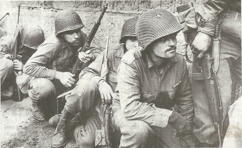 american soldiers in germany