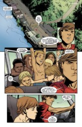 The Lost Boys #6 page 1
