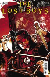 The Lost Boys #6 cover