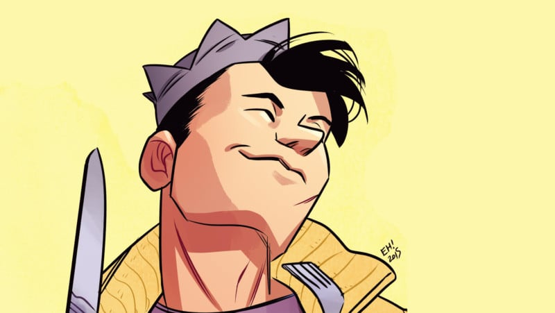 Is Jughead from Archie comics asexual?